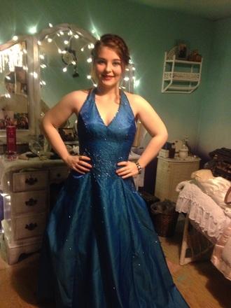 dress royal blue deep v top v neck dress deep v neck dress jovani prom dress jovani gown