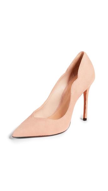 pumps beige shoes