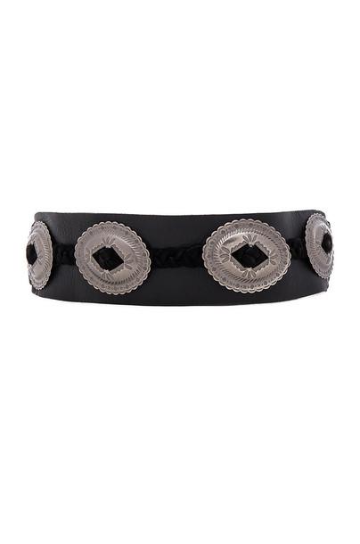 Lovestrength Fiesta Waist Belt in black