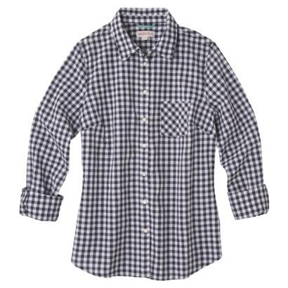 Merona® Women's Favorite Button Down Shirt -... : Target