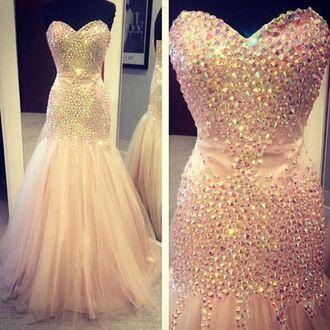 dress white evening dress sequin prom dress sweetheart neckline mermaid prom dress