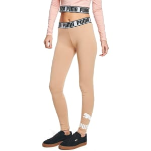 a2eb81a7 Puma Fly Leggings - Beige/White - Womens from JD Crosstown Running.