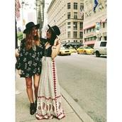 skirt,boho,boho skirt,white,red,boho chic,bohemian,bohemian skirt,maxi skirt,maxi,white skirt,red skirt