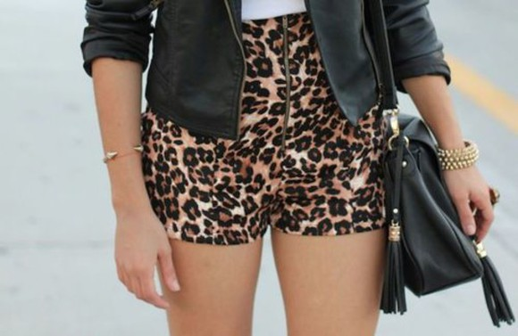 leopard print fashion animal print cute style