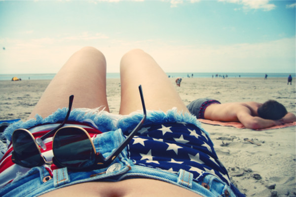 shorts denim shorts usa sunglasses