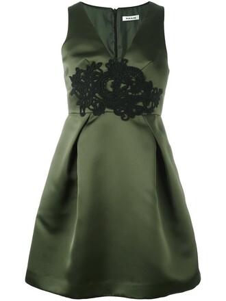dress women green