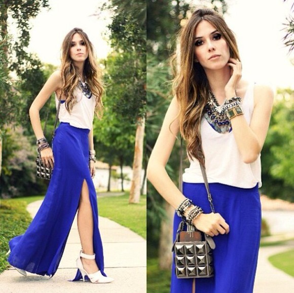blouse perfecto dress fashion blue dress darkblue