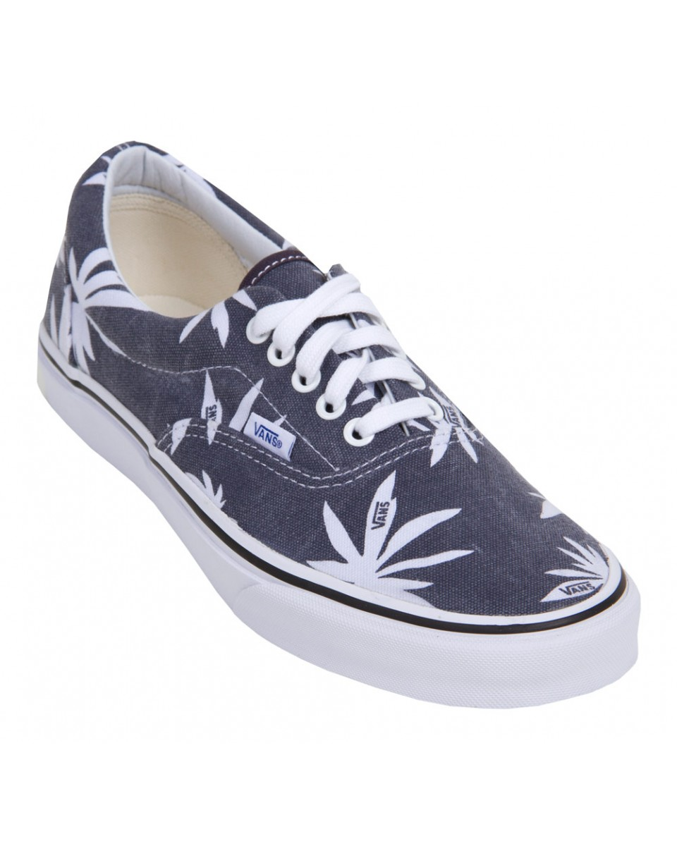 Vans Era Shoes - (Van Doren) Palm/Navy | SundanceBeach.com