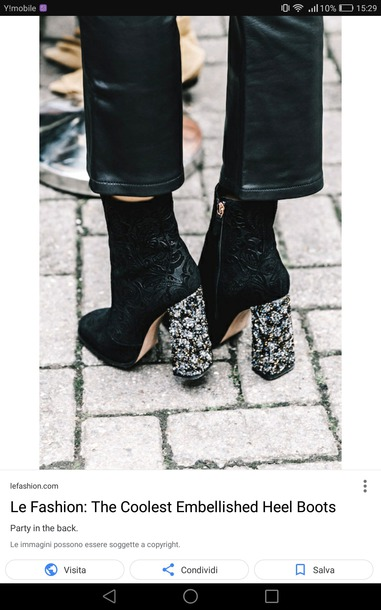shoes boots rhinestone shoes black boots glitter boots