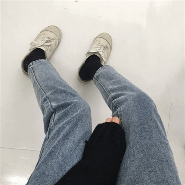 Jeans Itgirl Shop Kfashion Korean Fashion Fashion Tumblr