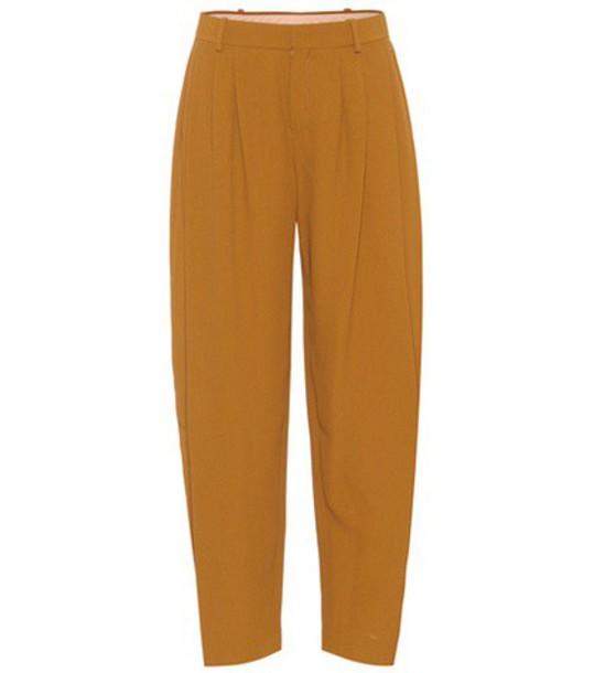 Chloe brown pants