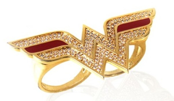 jewels red and gold