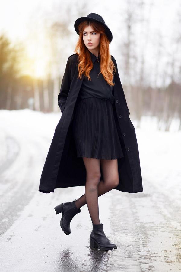 ebba zingmark shirt skirt dress hat shoes