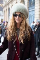 hat,fur hat