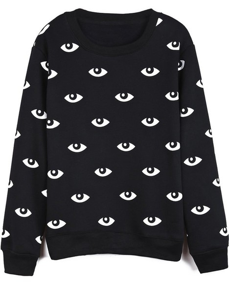 pullover wow kenzo eyes all eyes over paris paris blogger brand