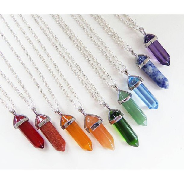 Jewels crystal quartz crystal crystal pointed crystals jewels crystal quartz crystal crystal pointed crystals hexagonal crystal pendant healing crystals reiki sodalite red aventurine goldstone necklace aloadofball Images