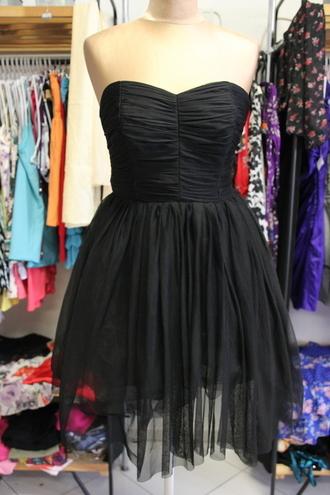 dress black short tulle skirt without hanger black dress short dress rock tulle dress www.zara.com zara