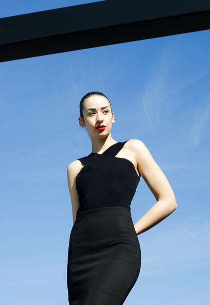fashion nerdic blogger dress top skirt