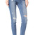 Ksubi High & Wasted Jeans - Bestie Blue