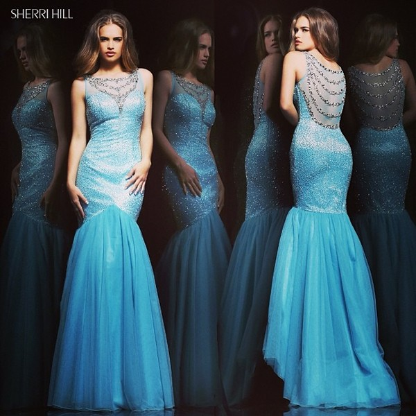 dress sherril hill