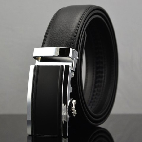 belt automatic buckle