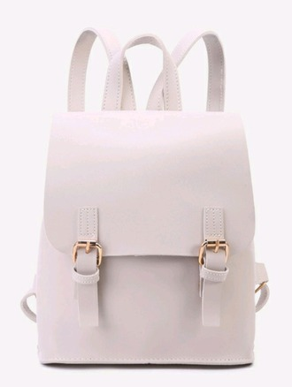 bag off-white cute backpack backpack mini bag