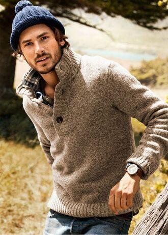 sweater outerwear warm warm weather menswear mens sweater