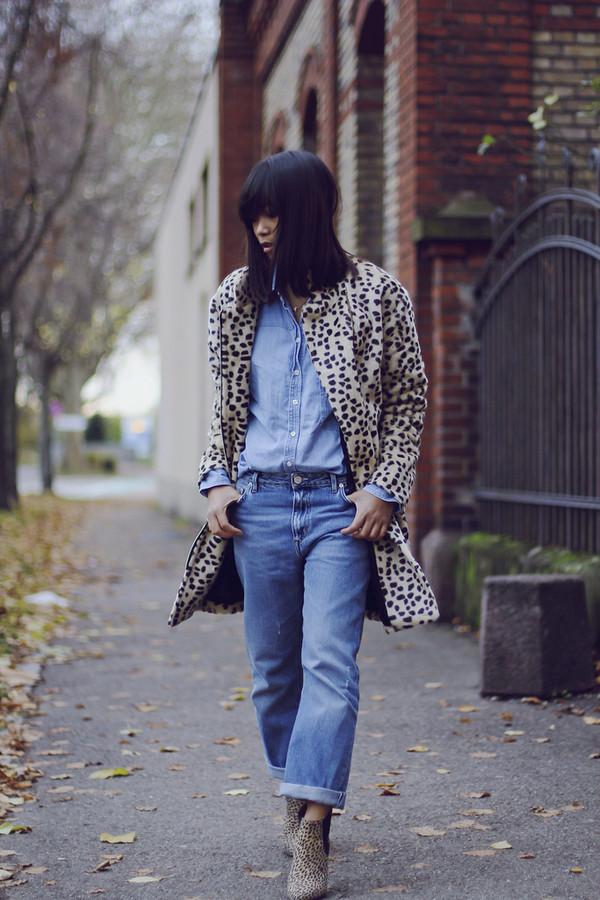 mode junkie shirt jeans shoes coat