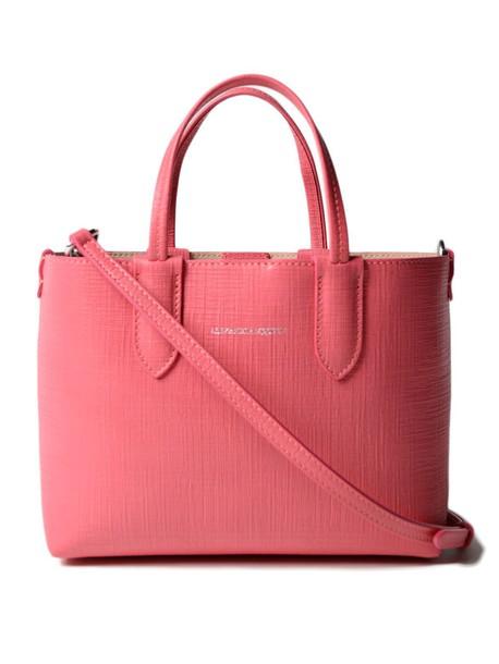 Alexander Mcqueen mini pink bag