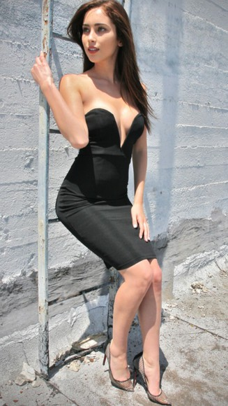 deep v neck black dress kim kardashian dress sweetheart dresses deep v neck dress midi dress little black dress