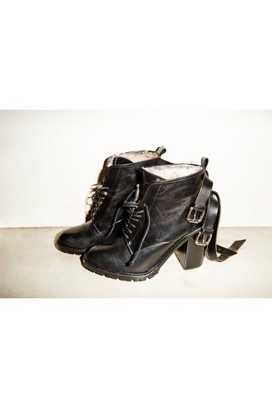 shoes ankle boots lace up