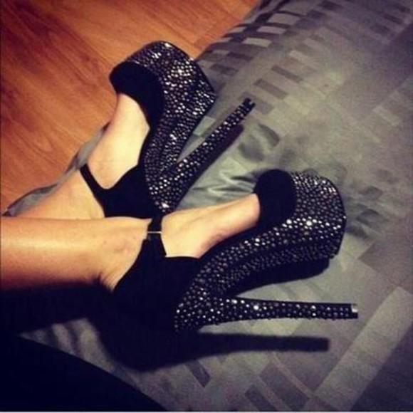 rhinestone rhinestone shoes shoes sparkling heels