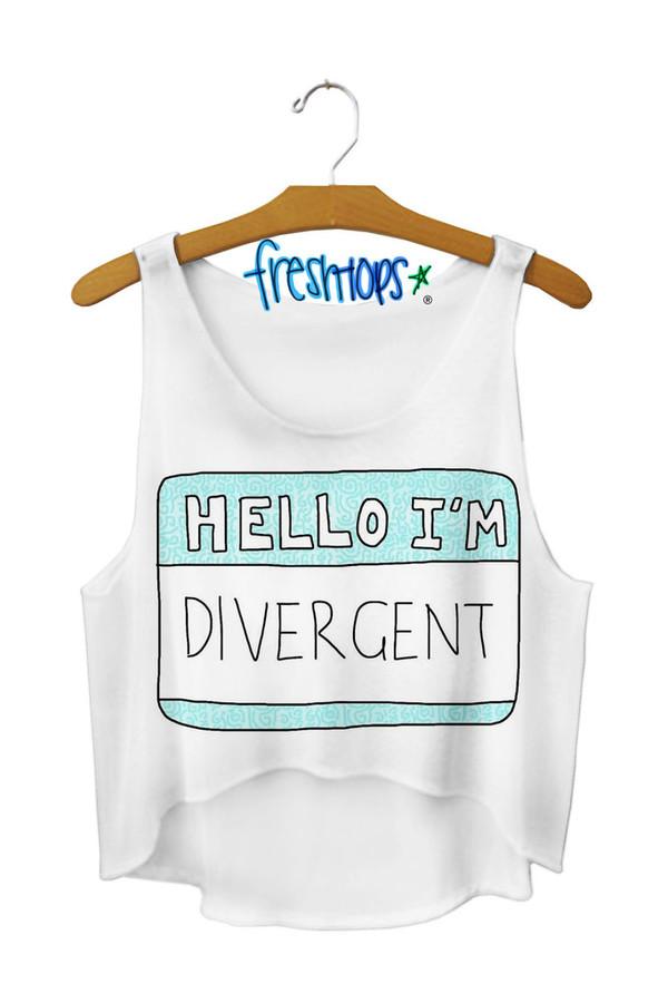 top divergent freshtops