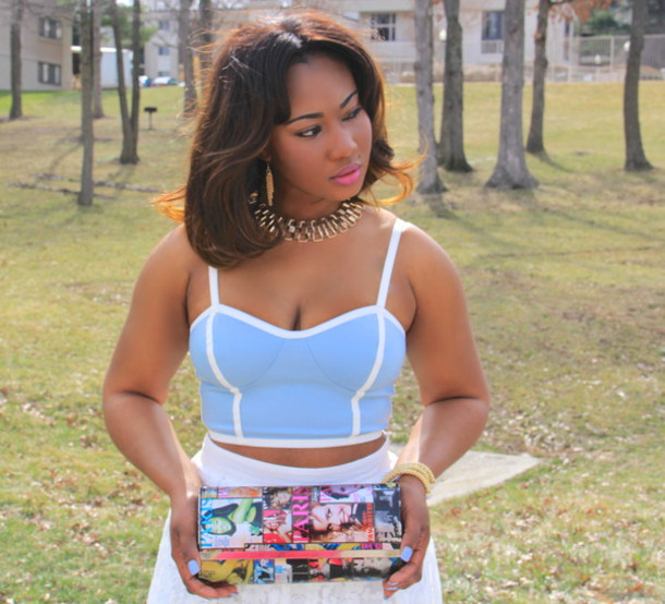 bag clothes fashion bags clutch crop tops blouse