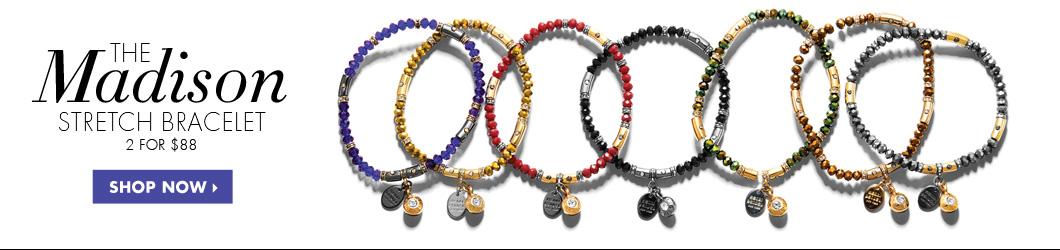 Designer Bracelets - Enamel Bracelets - Charm Bracelets for Women | Henri Bendel