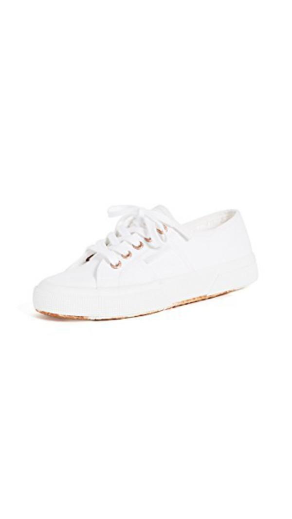 Superga 2750 Cotu Classic Sneakers in rose / white