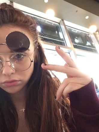 sunglasses round sun round sunglasses