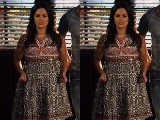 dress rachel bilson hart of dixie summer dress