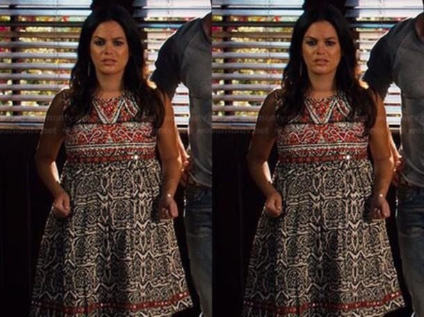 dress rachel bilson hart of dixie summer dress