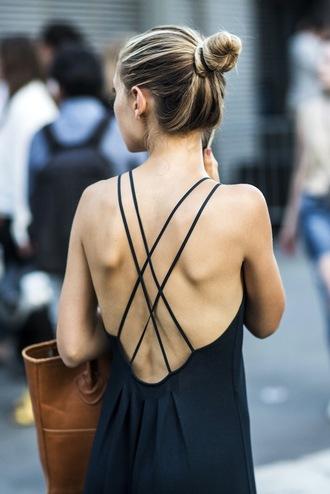 le fashion blogger dress bag