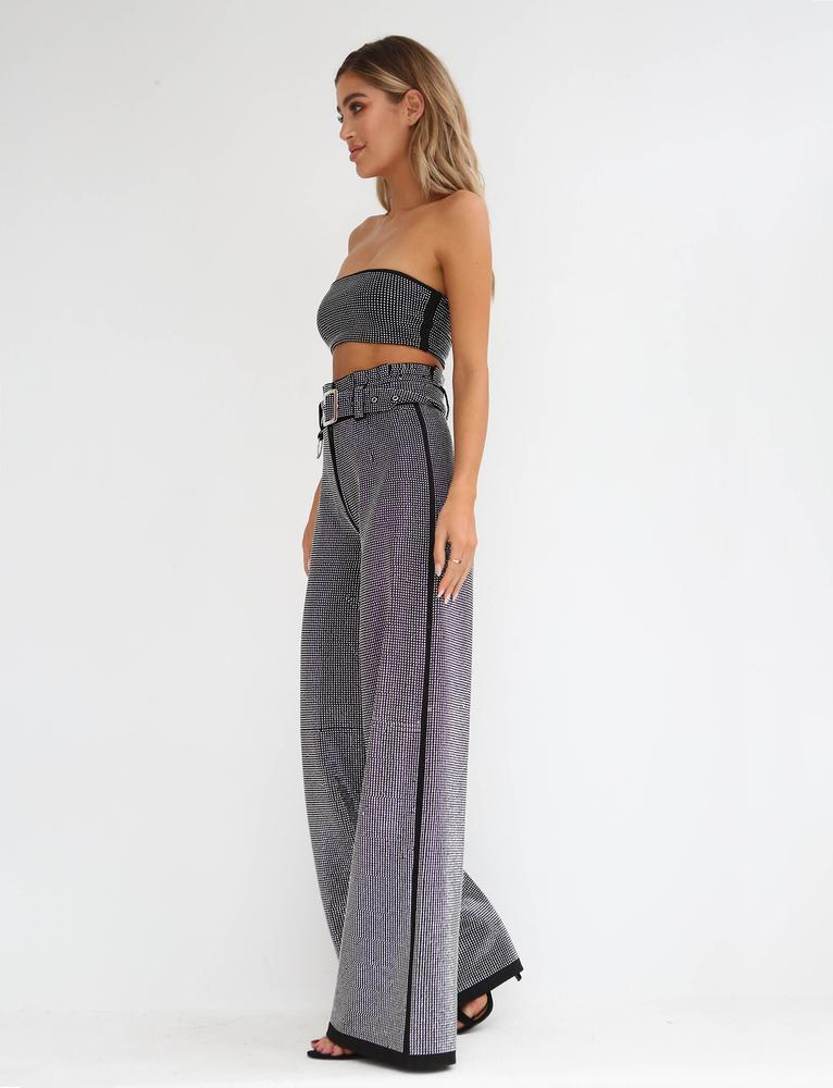 Buy Our Aurora Pant in Black Diamante Online Today! - Tiger Mist
