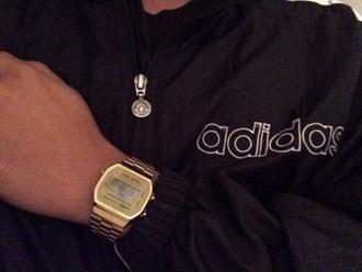 jacket black adidas white hoodie adidas jacket