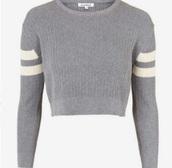 sweater,cropped,grey,jumper,knitwear,wool