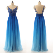 dress,prom,prom dress,prom beauty,gradient,ombre,ombre dress,love,lovely,pretty,cute,cute dress,fashion,crystal,sparkle,sparkly dress,long,long dress,maxi,maxi dress,blue,navy,blue dress,floral,sweetheart dress,style,sexy,sexy dress,wow,amazing,elegant,gown,formal,evening dress,dressofgirl,special occasion dress,long evening dress,bridesmaid,princess dress,long prom dress,floor length dress,event,shiny,fashion vibe,stylish,cool,fabulous,open back,open back dresses,satin,chic,vogue,sweet,gorgeous,sunglasses,rayban