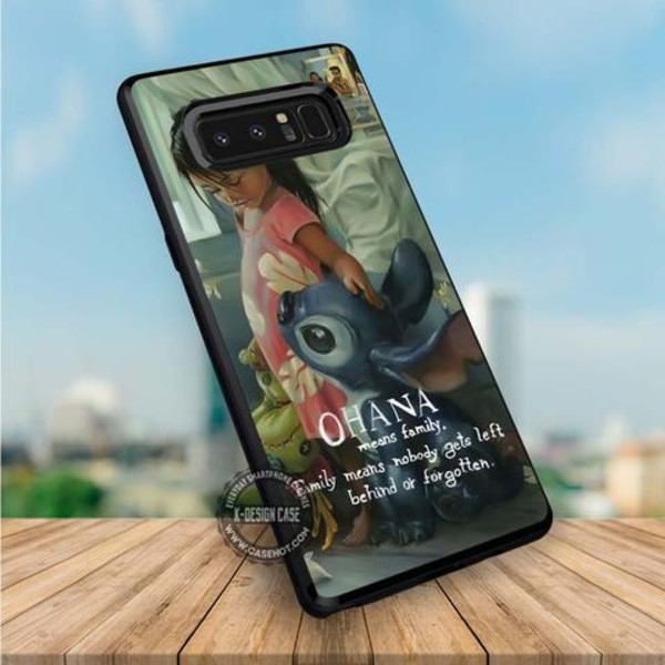 top cartoon disney lilo and stitch quote on it samsunggalaxycase samsungnotecase samsunggalaxys8case samsunggalaxynote8case samsunggalaxys7case samsunggalaxys6case samsunggalaxys5case samsunggalaxys4case