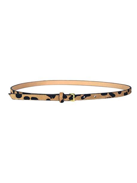 B-Low the Belt - Leopard Skinny | VAULT
