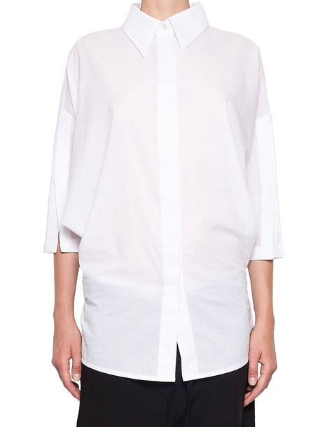 ANN DEMEULEMEESTER shirt white top
