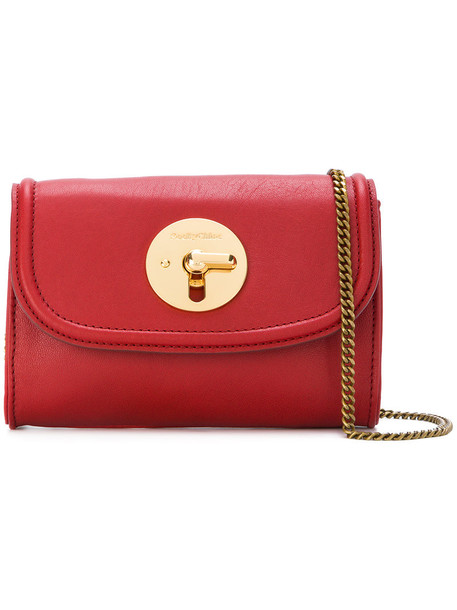women bag red
