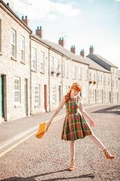 the clothes,blogger,dress,jacket,bag,shoes