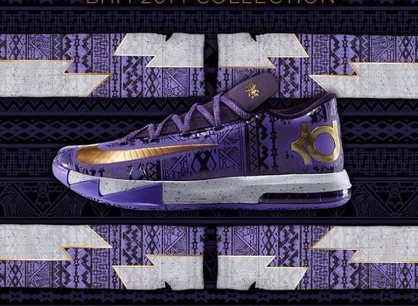 shoes purple nike kds purple shoes aztec aztec
